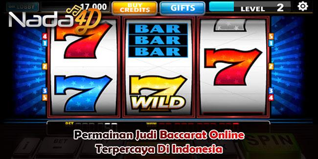 Permainan Judi Baccarat Online Terpercaya Di Indonesia