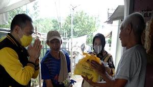 Anggota DPRD Kota Bogor M Rusli Prihatevy Dari Partai Golkar Peduli Masyarakat