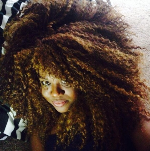Stella Damasus Mega Afro Hairstyle: Why They Call Her An