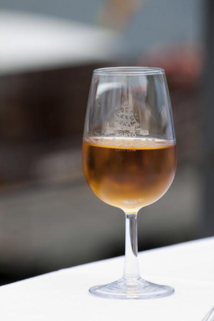Bicchiere di vino Porto Calem