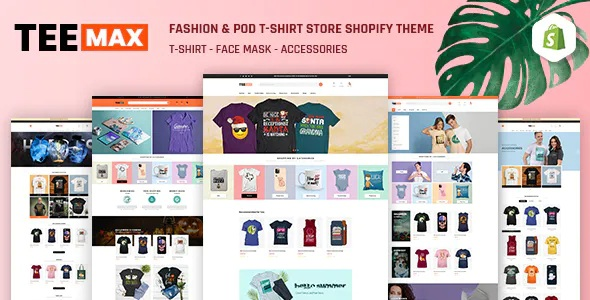 Best T-Shirt Store Shopify Theme