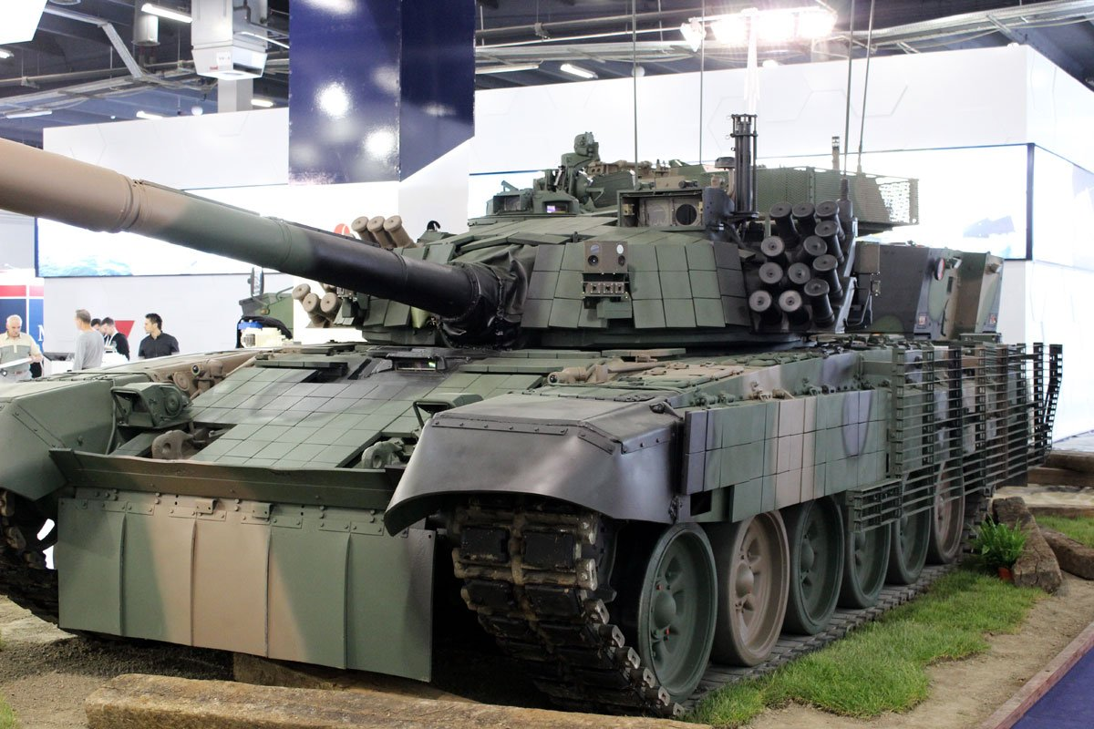 The PT 91M2 Is A Further Upgrade Of 91 Twardy Incorporating Many Features 91M Pendekar