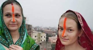foreign-women-celebrate-chhath-bihar