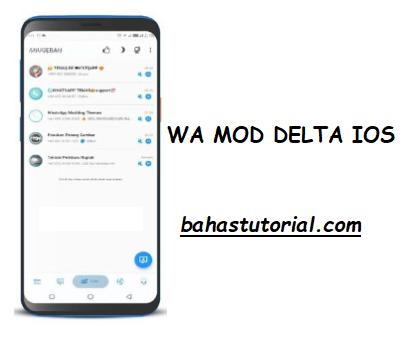 wa delta ios terbaru