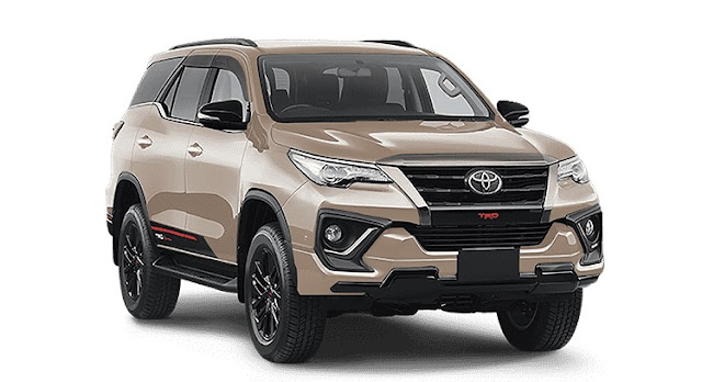 promo mobil toyota fortuner astra 2000