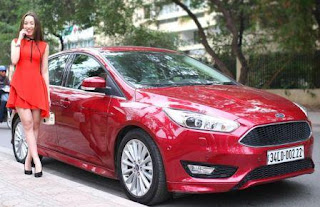 Giá xe Ford Focus mới nhất