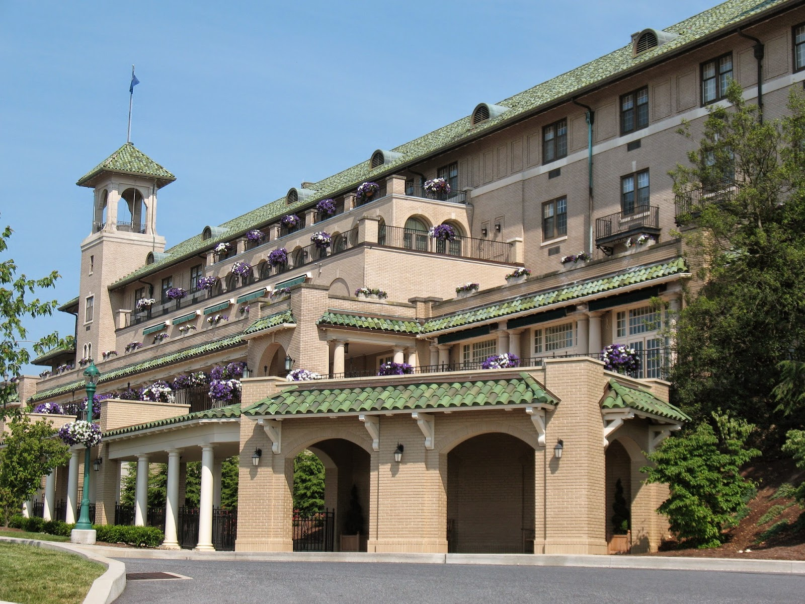 The Hotel Hershey Vs The Hershey Lodge Which To Choose Part 2