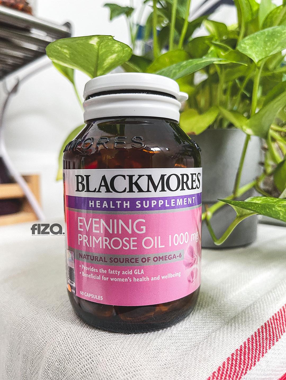 Kebaikan Blackmores Evening Primrose Oil (EPO) Untuk Wanita