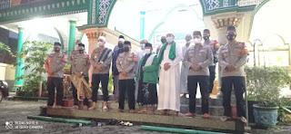 Program Suling, Polda Metro Jaya Ajak Sahur Bersama,