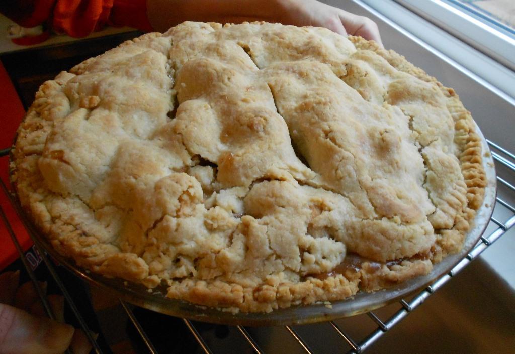 My Never-Fail Apple Pie