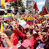 Marcha Indígena recorrerá la capital de Venezuela en apoyo al victorioso pueblo de Ecuador
