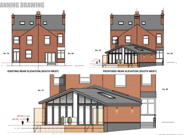 Architectural plans Victorian Home Renovation