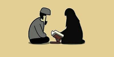 simak bacaan Al-Qur'an khumairahku sambil jelaskan makhroj dan tajwidnya