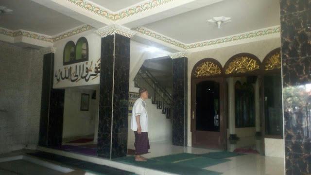 Masjid Fafiruu Ilallah