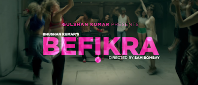 Befikra Song (Tiger Shroff) Full Mp3 Song And Video Download