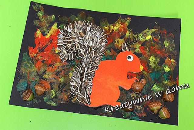 http://www.kreatywniewdomu.pl/2019/09/wiewiorka-z-ogonem-z-pestek-sonecznika.html