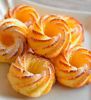 Bizcochitos de limón