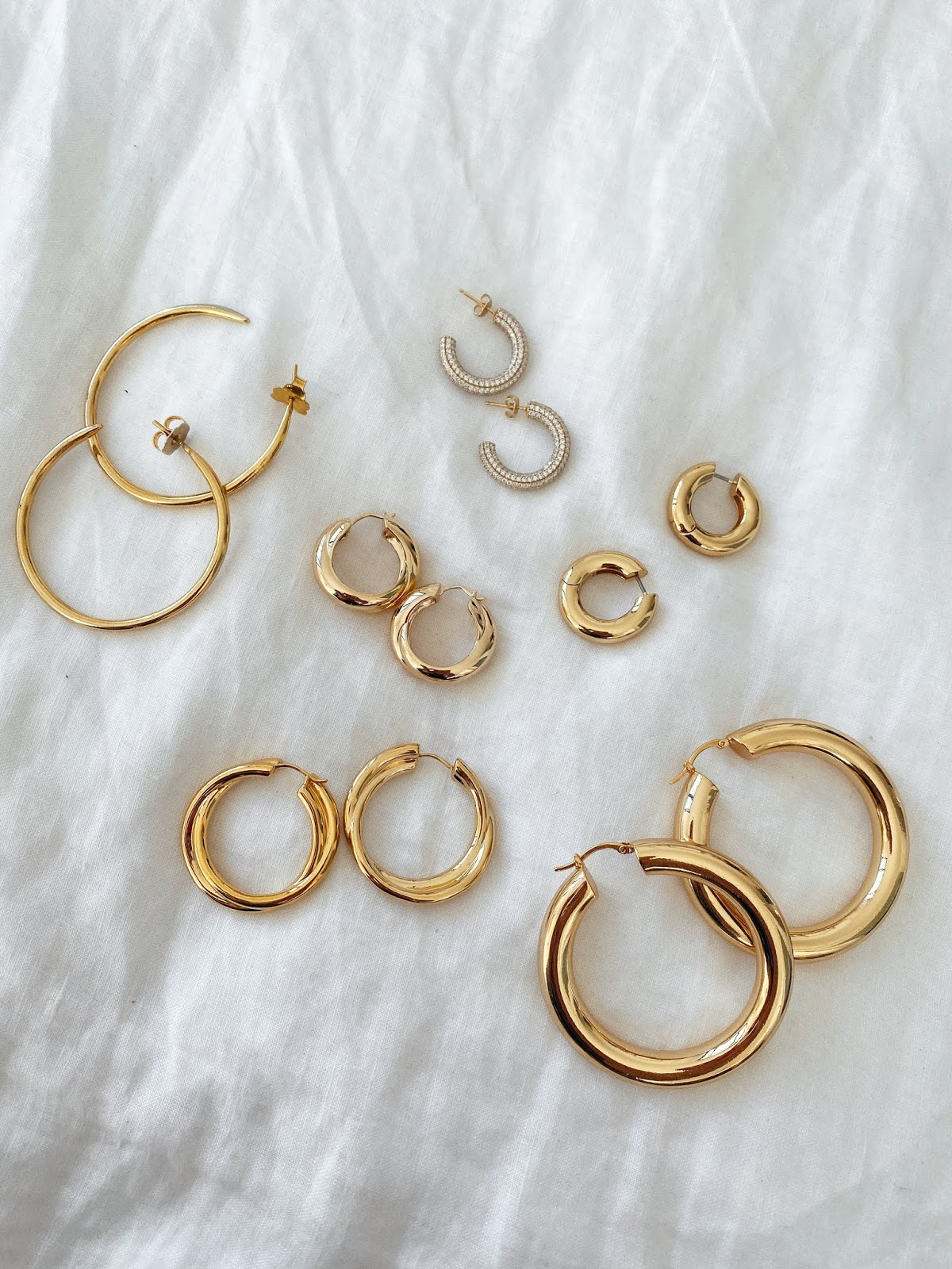 Favorite Gold Hoops