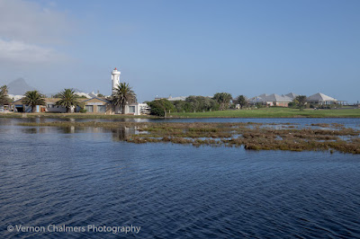 Diep river water levels across from the Milnerton Canoe Club / Milnerton Golf Course
