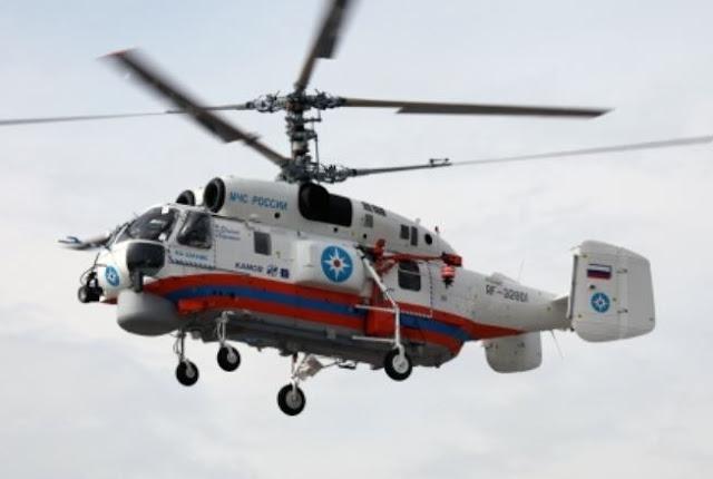 Kamov Ka-32A11BC helicopter