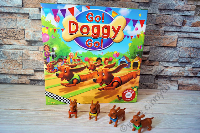 Go! Doggy Go!
