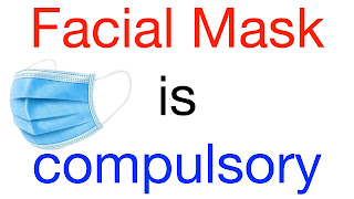 Facial Mask English Image Free Download