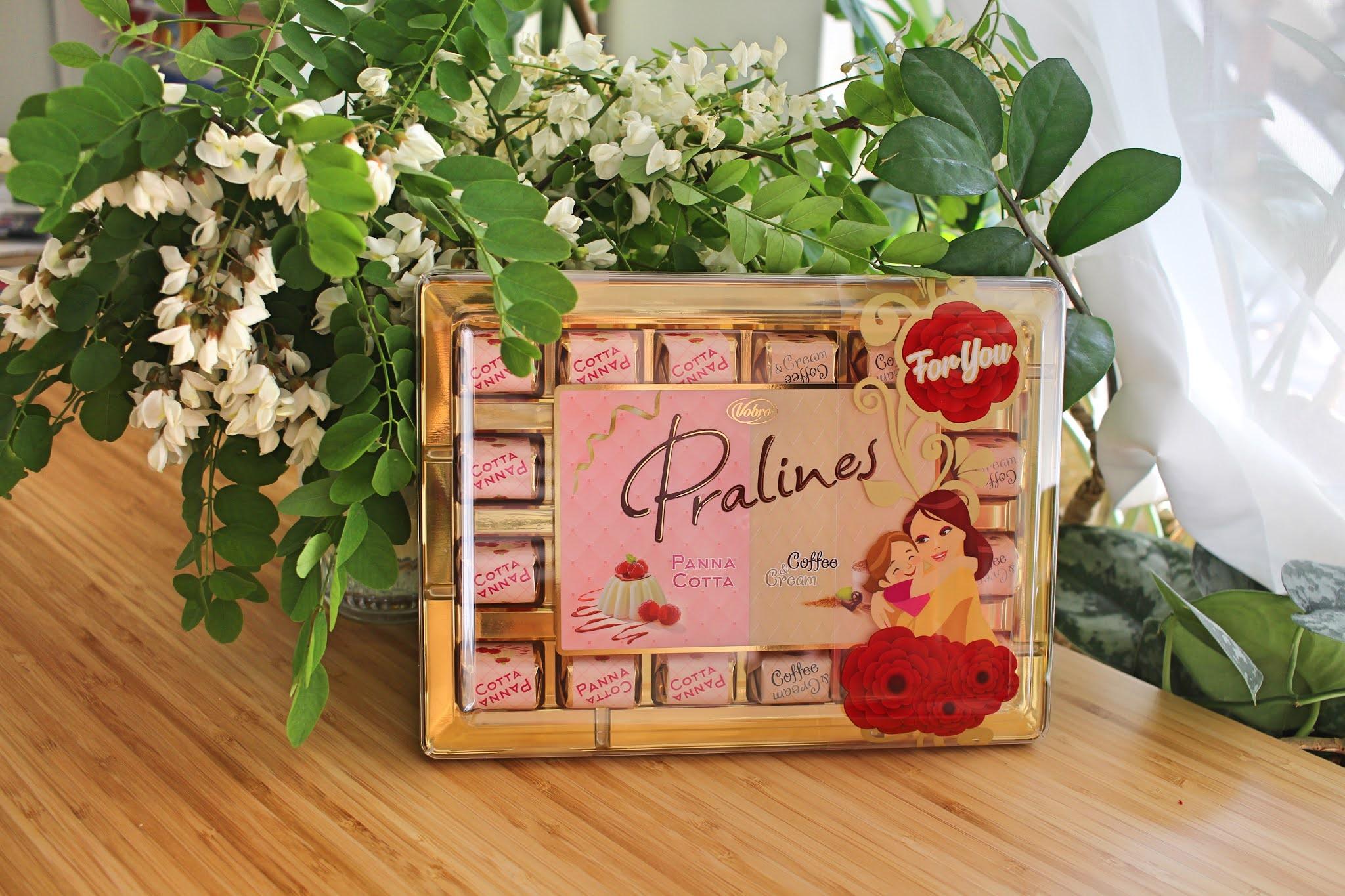 Vobro - Pralines Panna Cotta Coffee & Cream