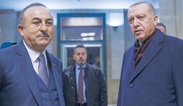 Το διπλωματικό παιχνίδι του Ερντογάν