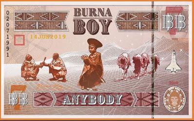 (Official Video) Burna Boy - Anybody