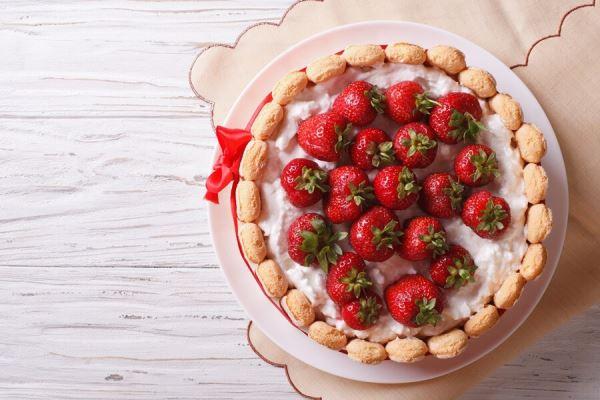 Σαρλότ με φράουλες