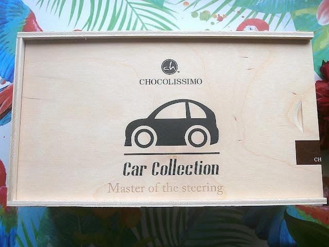 Czekoladowe BMW od Chocolissimo
