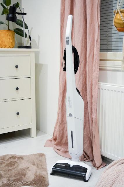nilfisk combi lattiapesri joulusiivous puhdas koti blogiyhteistyö