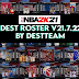 [LATEST UPDATE] NBA 2K21 DEST ROSTER V21.07.22 (July 22, 2021)  + 99  Teams (WITH FIBA TEAMS)  AIO by destteam - MEDIAIFIRE