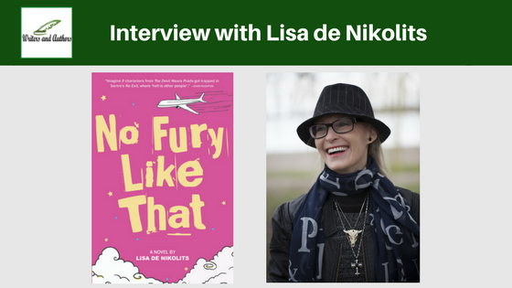 Interview with Lisa de Nikolits