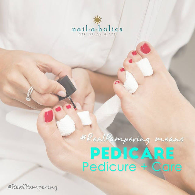 Top 5 Cool Reasons Why Nailaholics Nail Salon and Spa is your ...