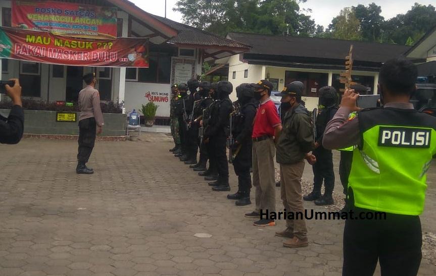 28 Desa di  Kabupaten Pemalang Gelar Pilkades Besok, TNI-Polri Tingkatkan Pengamanan