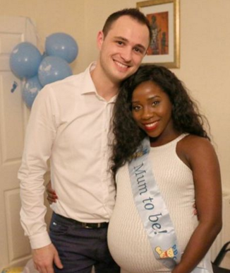 Photo: Adanna Ohakim & Husband Welcome Baby Boy