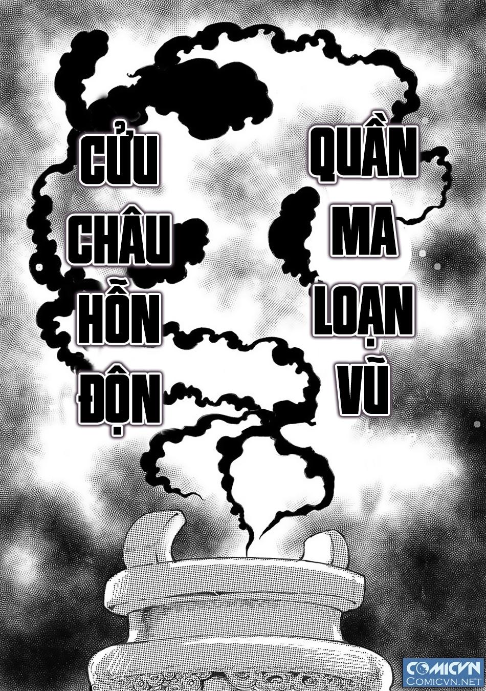 Chung Quỳ Truyền Kỳ Chap 41 - Next Chap 42