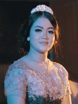 Rembulan -  Ardia Diwang Probowati (Karaoke version)