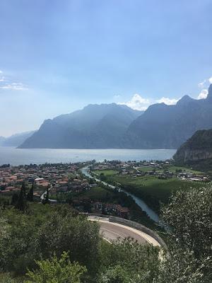 Il versante trentino: da Torbole a Riva del Garda