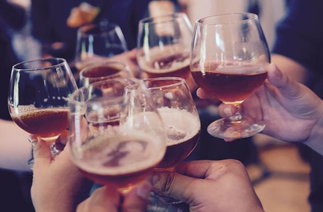 A jak piątek to... alkohol obowiązkowo?