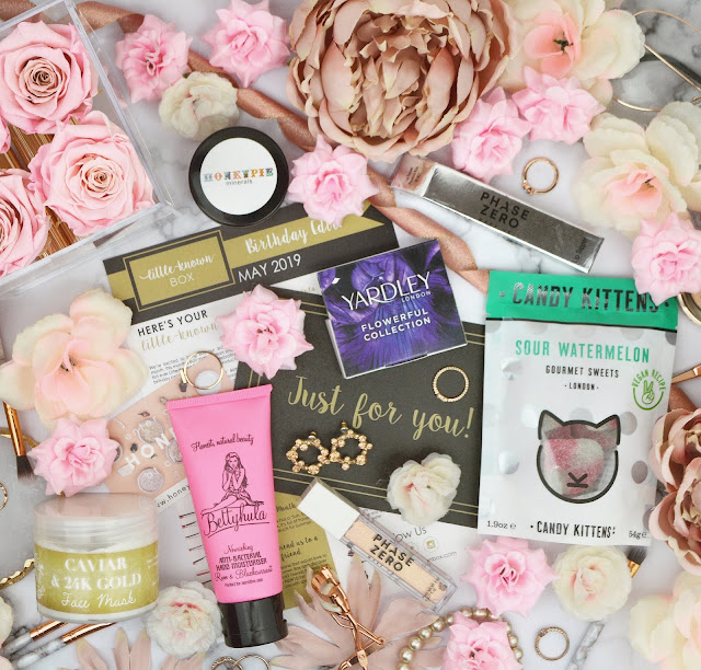 Little Known Box | The May 2019 Birthday Edit, Lovelaughslipstick Blog