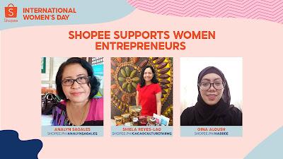 Shopee Women Entrepreneurs