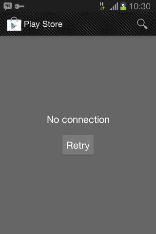 mengatasi google play no connection ke internet
