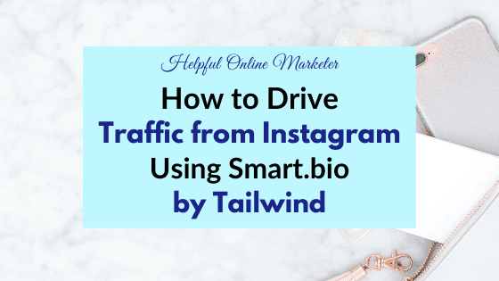 Traffic from Instagram