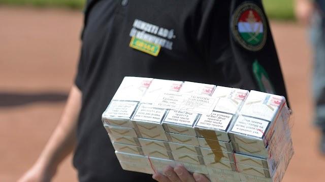 Harmincmillót csaltak ki egy férfitől Mátészalkán, aki ukrán cigarettát akart venni