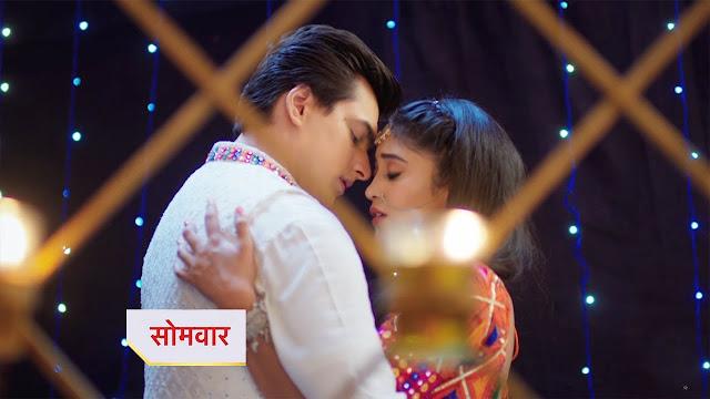 Romance : Kartik-Naira's hook-up romance amid Naira's wardrobe malfunction in YRKKH