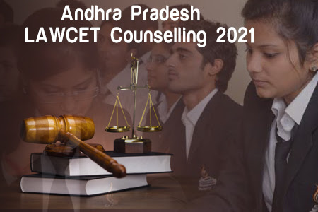 Andhra Pradesh LAWCET Counselling 2021