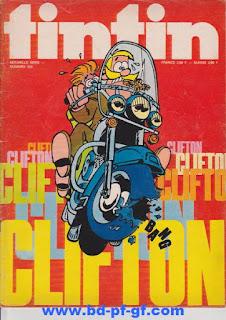 L'Hebdoptimiste, Tintin numéro 133, 1975