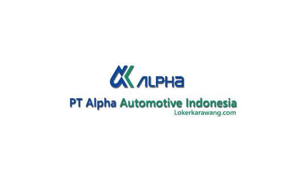 Lowongan Kerja PT. Alpha Automotive Indonesia Purwakarta Januari 2018